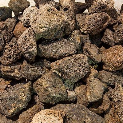 Black Lava Rock- SOLD OUT