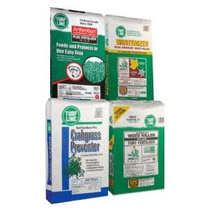 Turfline Premium Lawn Care Program with Arthroban Grub & Insect Control + Fertilizer